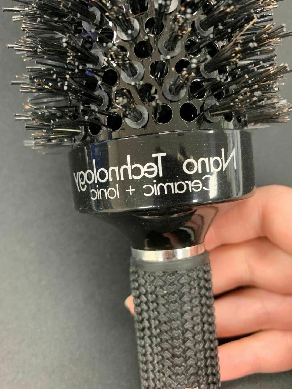 Round Thermal Tech Hair Brush Round