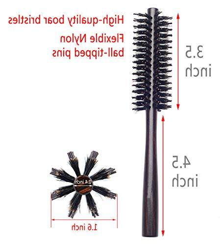 Small Brush for Thin Hair, Boar for