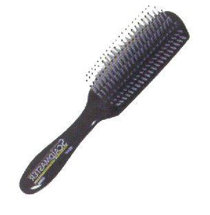 row ball tip cushion brush