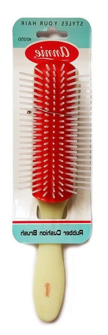 Annie Rubber Cushion Brush Detangling Wig All Hair Types #20