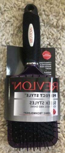 Revlon Rv2065 Moonlight Paddle Hairbrush
