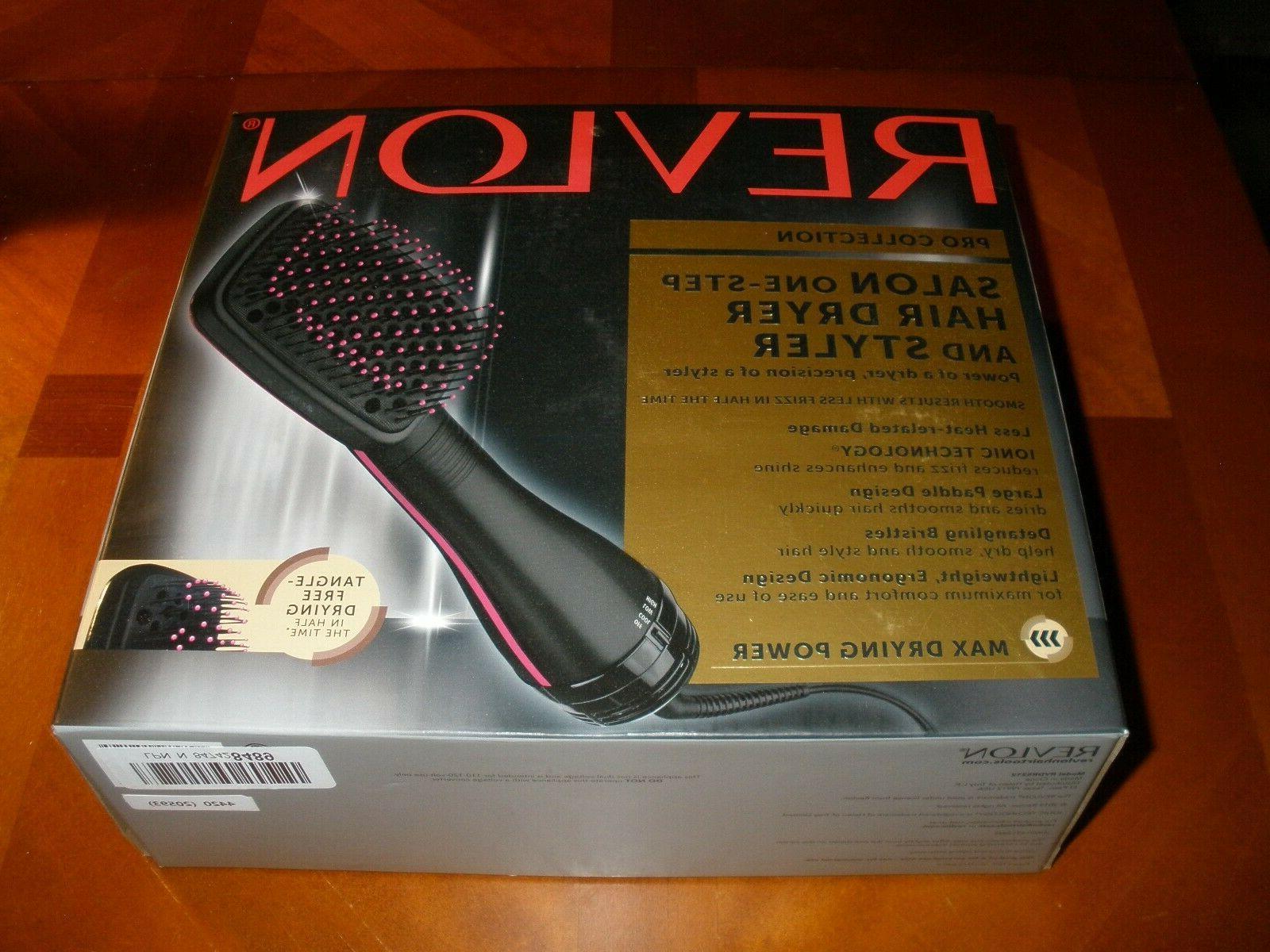 rvdr5212 pro collection salon one step hair