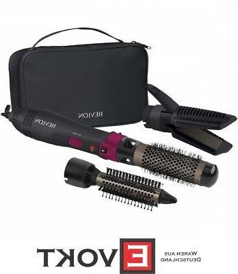 REVLON RVHA 6474E Hair Brush Set New Genuine Pefect Gift Ion