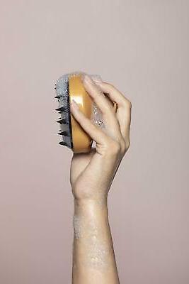 Scalp Shampoo Brush for Natural &