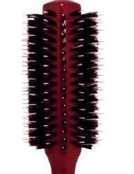 Scalpmaster Porcupine Boar/Nylon Bristle Round Brush 2-1/4'