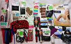 SCUNCI HAIR ACCESSORY LOT 20 PIECES HAIR TIES + BRUSH & MORE