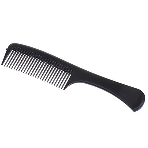1 Combs Travel Comb Brush Styling Tool SPA Massager Massage Mirro With Shelf Long Round Holder Nice Popular Beard Women Kit