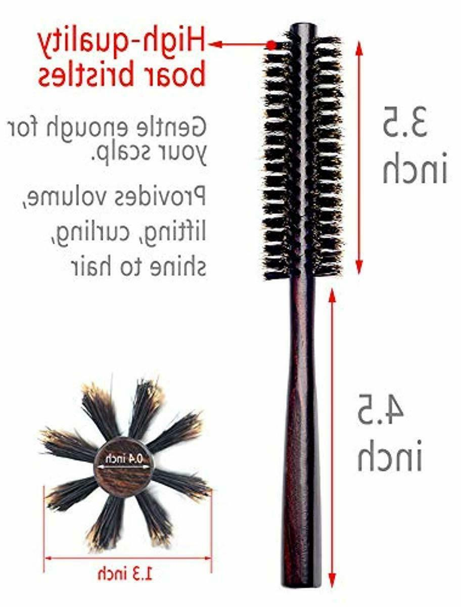 Small Brush for Thin or Short Hair