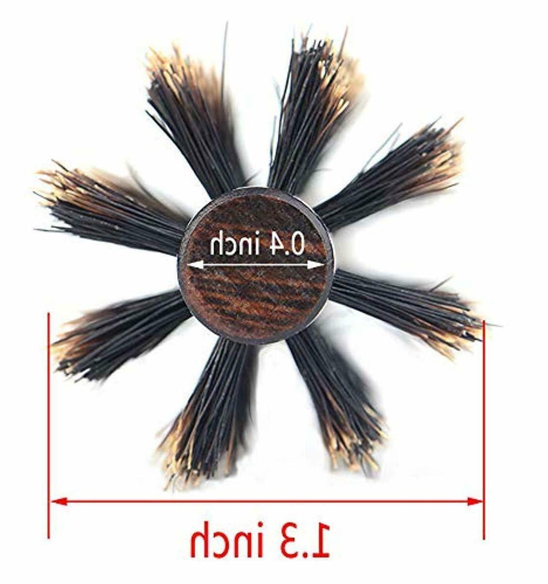 Small Round Hair for Thin Hair