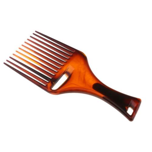 Smooth Hair Comb Afro Hair Detangling Brush Comb