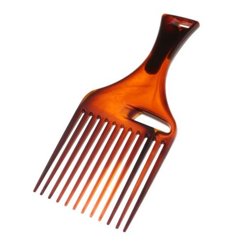 Smooth Oily Comb Hair Detangling Brush Comb