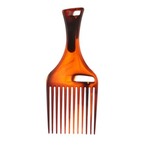 Smooth Oily Comb Hair Lift Detangling Brush Comb