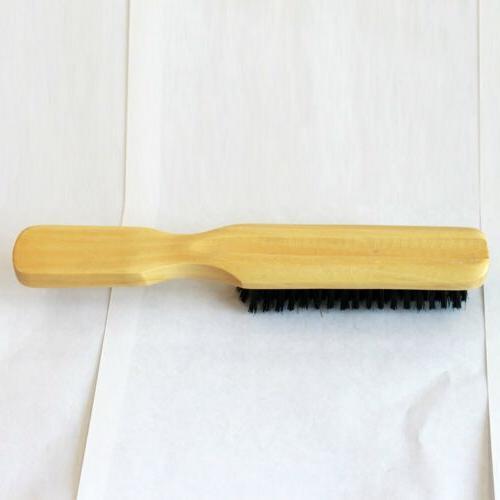 CRT MEN WOODEN HAIR BRUSH