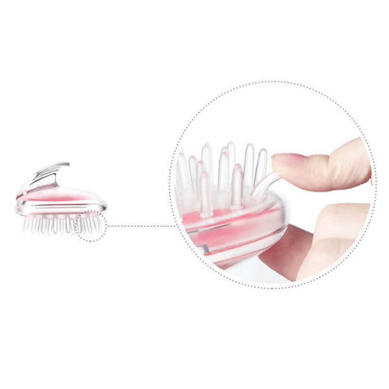 Soft Hair Brush Body Hair Shampoo Scalp Care
