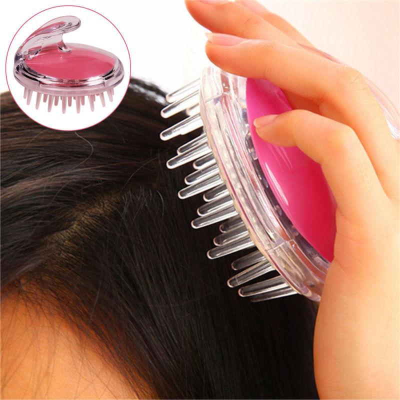 soft massage hair brush body brush hair