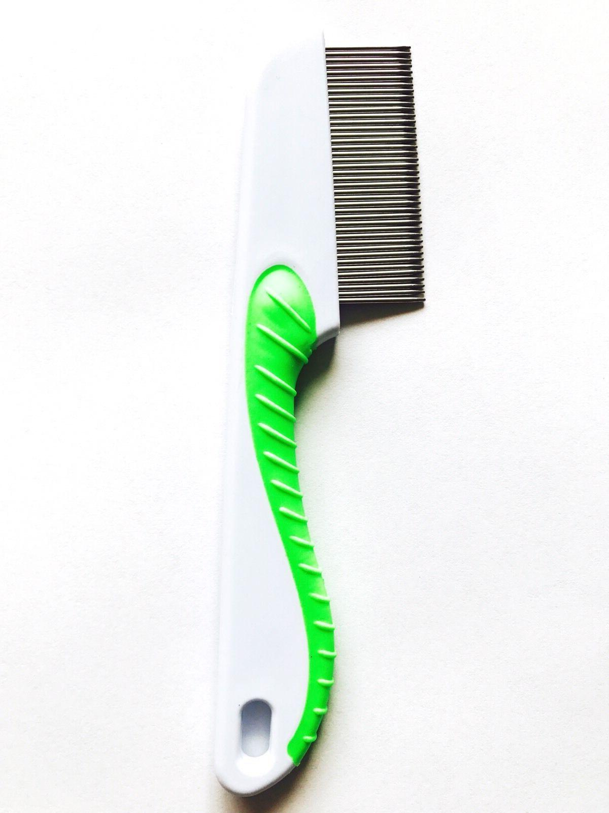 Stainless Lice Comb Ticks Kids Nit
