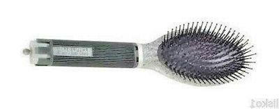 static ion square paddle hair