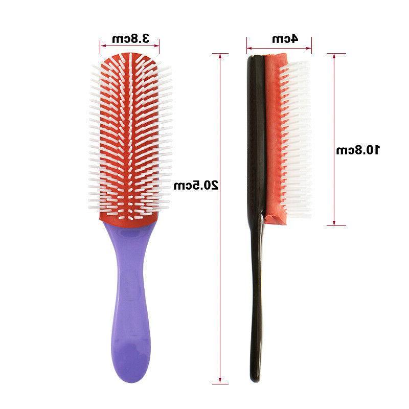 Hair Cushion 9-Row Detangler Dry *ON SALE*