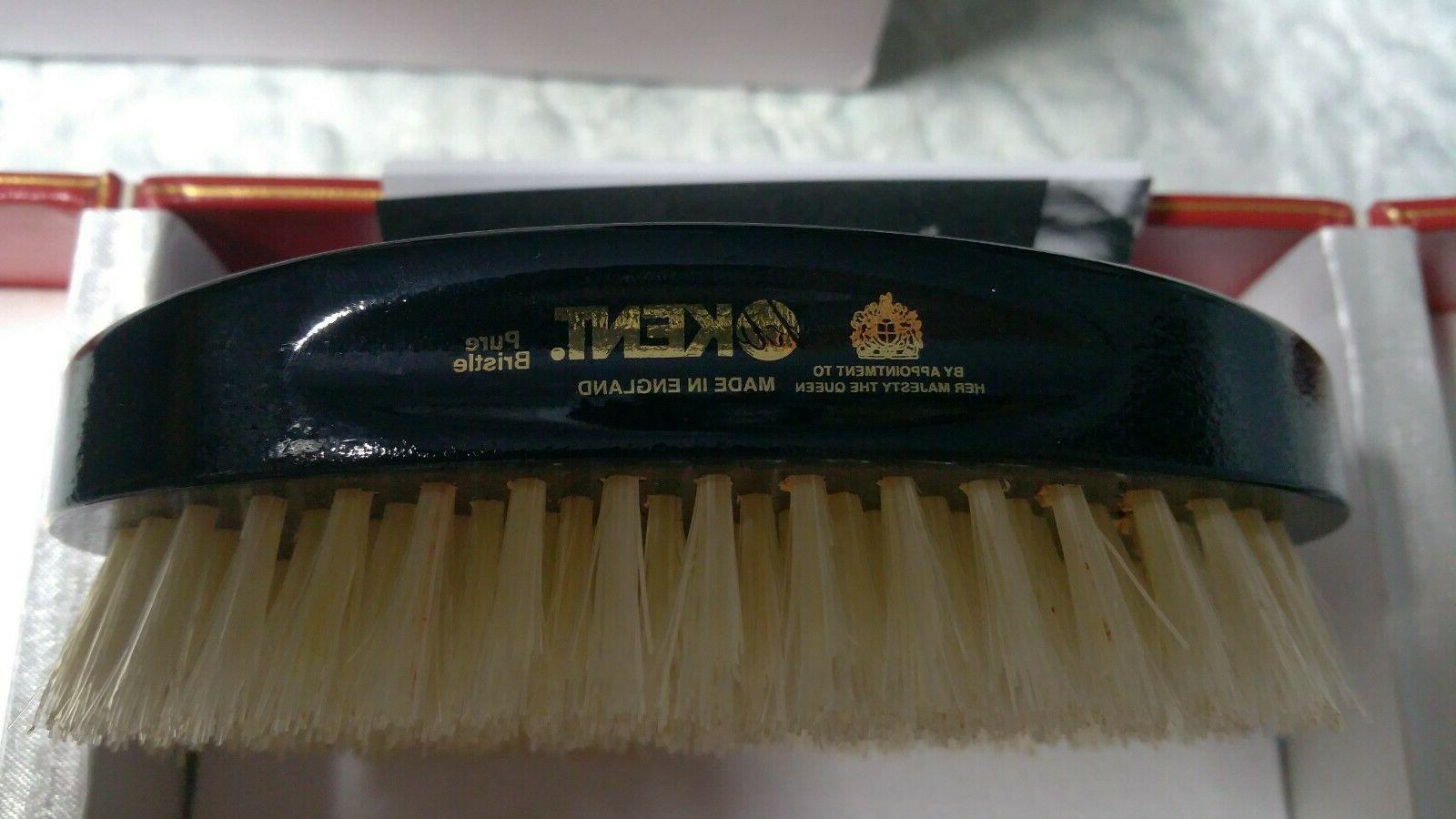 Supreme Military Hairbrush Black