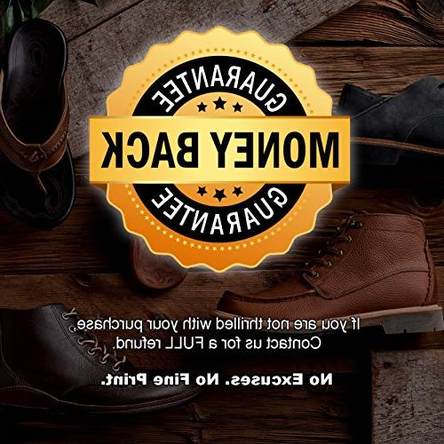 TAKAVU Shine with Hair Boots, Shoes & Leather Care
