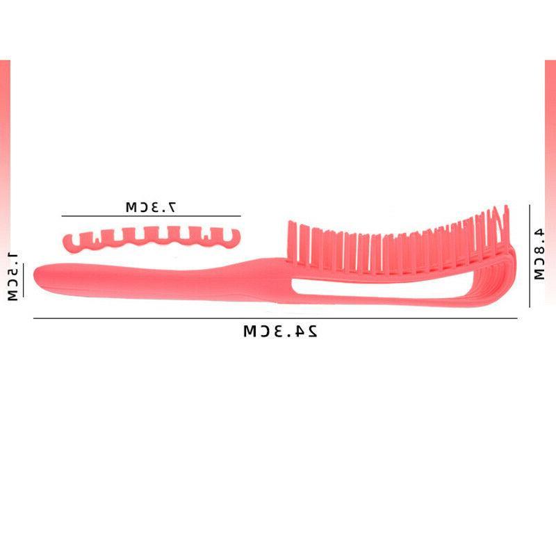 Detangling Brush Detangle With Wet Dry Natural Hair Hot
