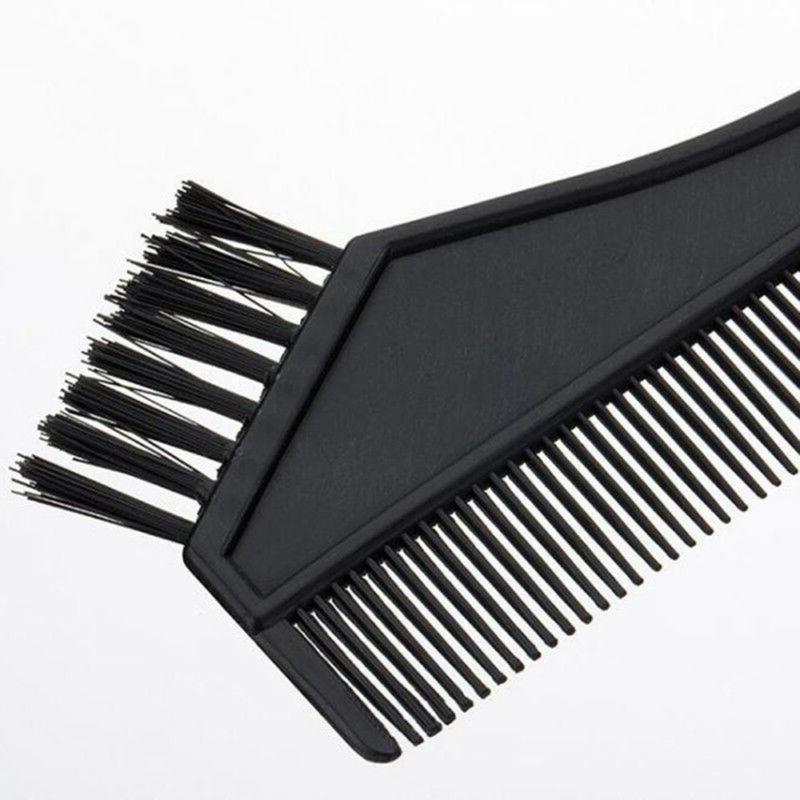 5Pcs Hair Brush And Bowl Bleaching Dye Kit Comb