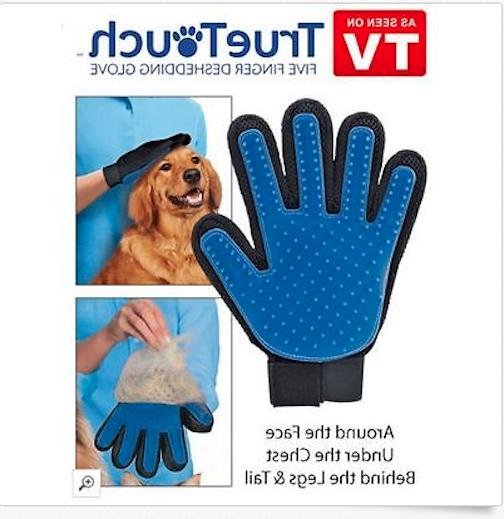 Touch Pet Glove Brush Hair Massage