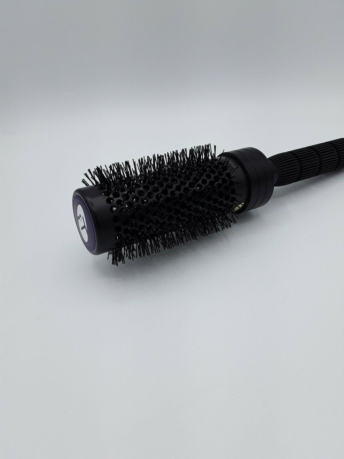 "T3 Ionic Bristling Hair Brush 2"" - Black *NEW*"