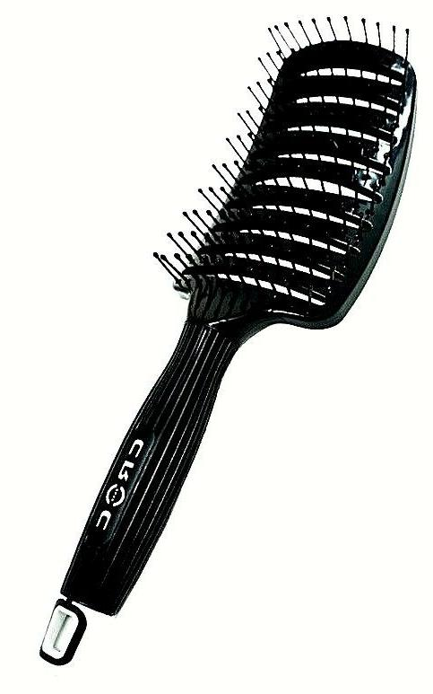 turbo ion vent quick dry hair brush