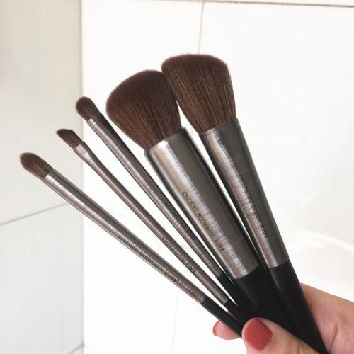 UD PRO essential 5 PC brush cruelty free hair powder/biusher