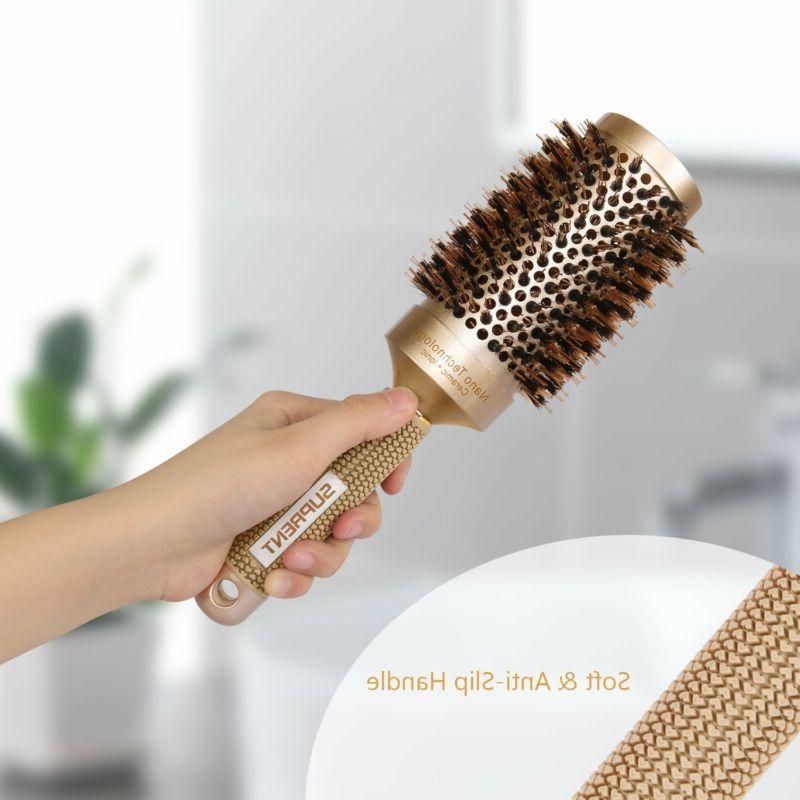 Ceramic Barrel Hair