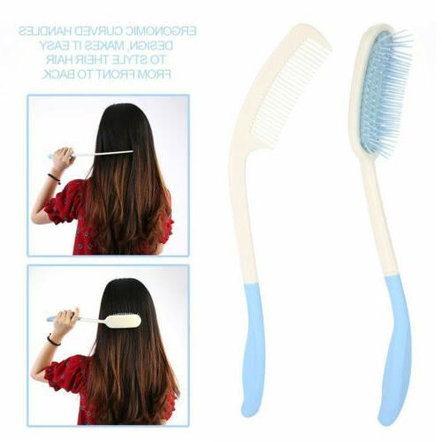us long handle comb hair brush long