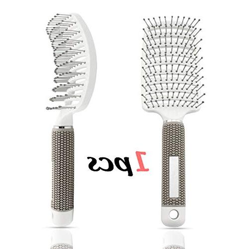 vented styling hair brush