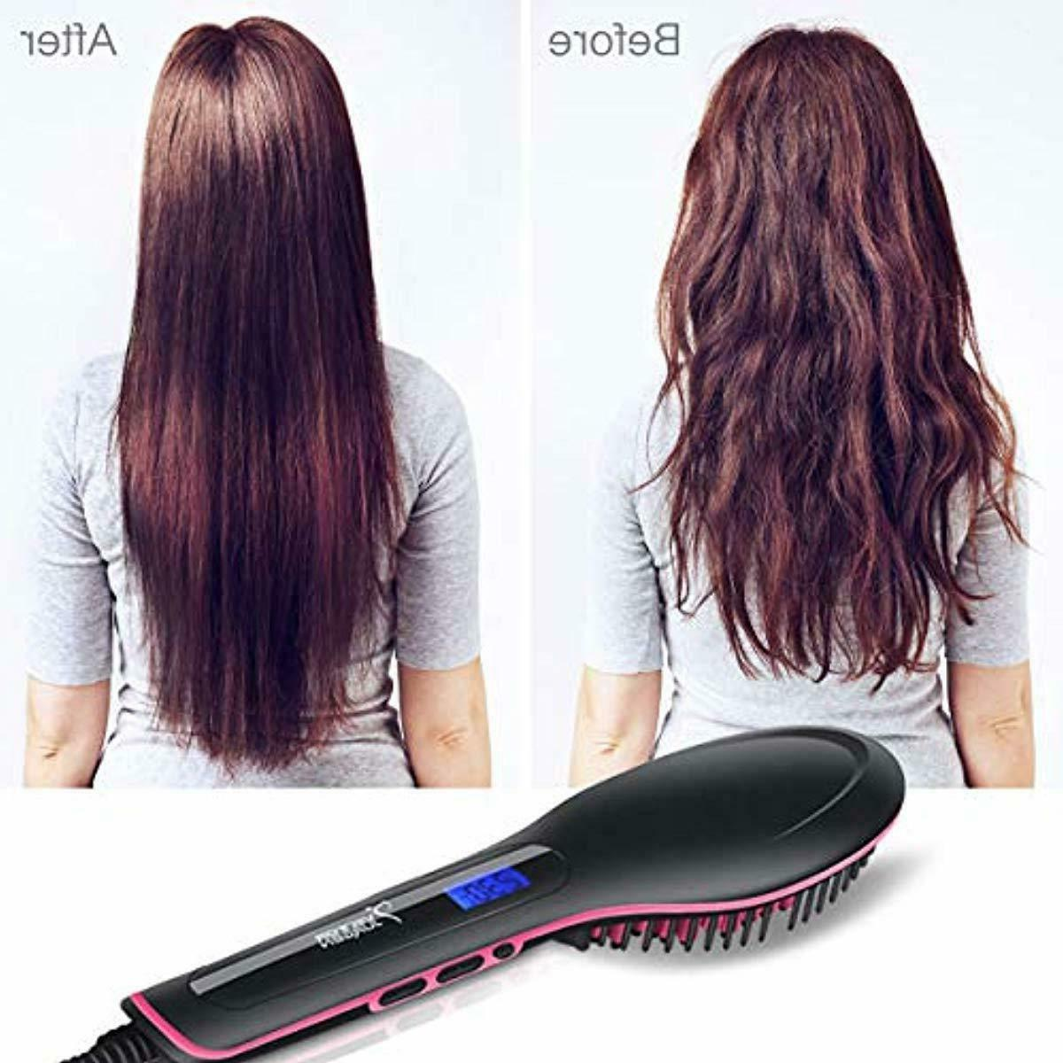 VIKTOR Brush Straight Hair S