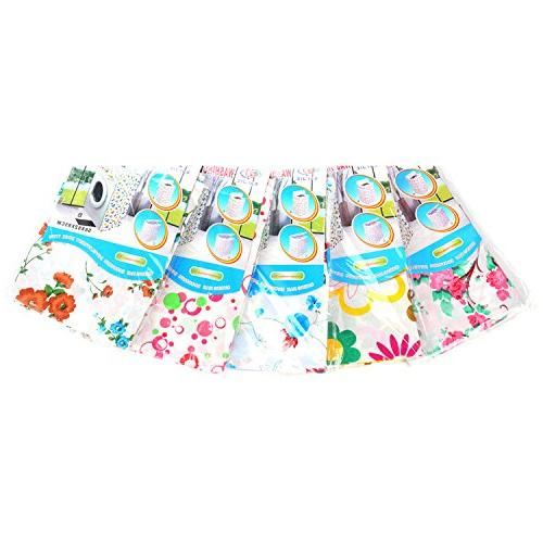 Washing Machine Covers - Washing Machine Cover Sunscreen Pattern Thicker - The Twin Load Front For Protection Tubs