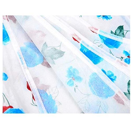 Washing Machine Washing Machine Zippered Dust Cover Flower Pattern Thicker Waterproof - Twin For Protection Tubs Outdoor