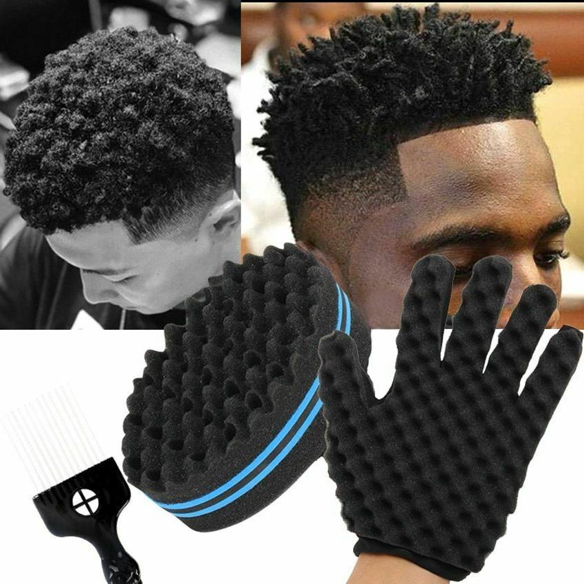 Wave Hair Foam Sponge for Curls Coils