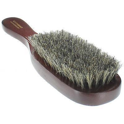 100% Pure Boar Bristle Wave Brush Handle Premium G1012B