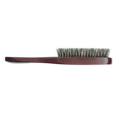 100% Natural Soft Boar Bristle Wave Brush Handle G1012B