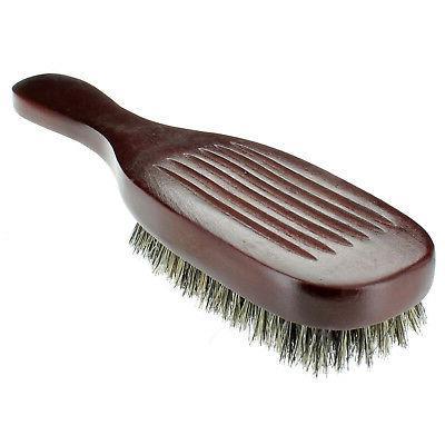 100% Boar Wave Brush Handle G1012B