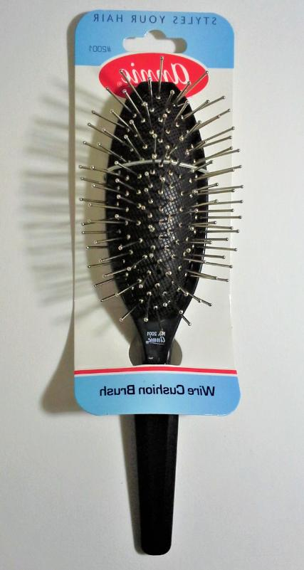 Annie Wire Cushion, Detangler, Frizz Control, Hair Brush
