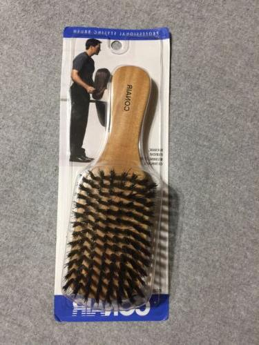 Conair Wood Club Brush With Mixed Boar Bristles