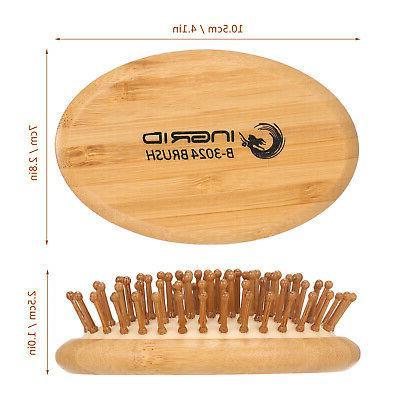 Wooden Massage Comb Brush Hair Care Tool B5P5