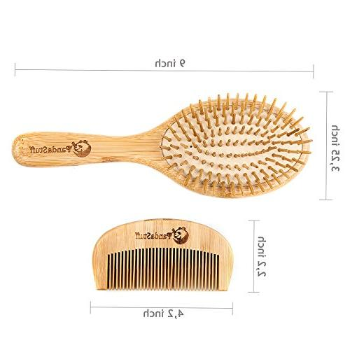Organic Bamboo And Women - For Types - Scalp For Healthy - Eco-Friendly Free – Stuff