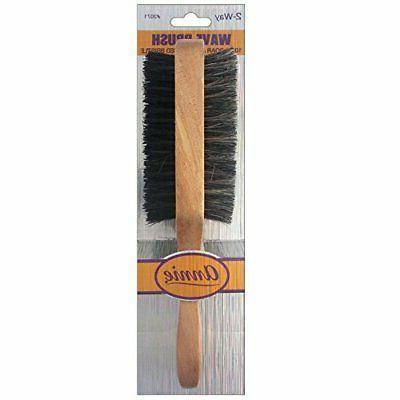 Annie 2 Way Wooden Wave Brush #2071