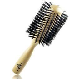 Kent LBR3 Finest Ladies Beech Wood, Pure Stiff Black Bristle