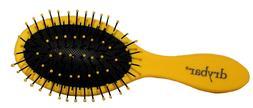 Drybar Lil Lemon Drop Detangler Hair Brush Travel Size