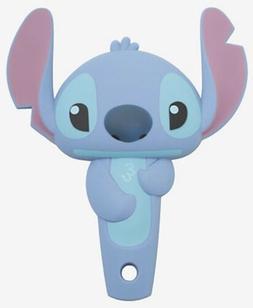 Disney Lilo & Stitch 3D Molded Paddle Hair Brush