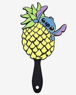 Disney Loungefly Lilo & Stitch Biting Pineapple Paddle Hair