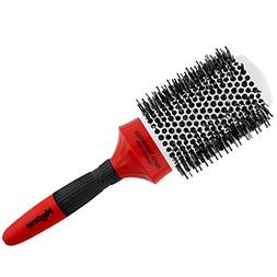 MAXIME Ceramic New Nano Thermal Brush with Ionic Round Barre